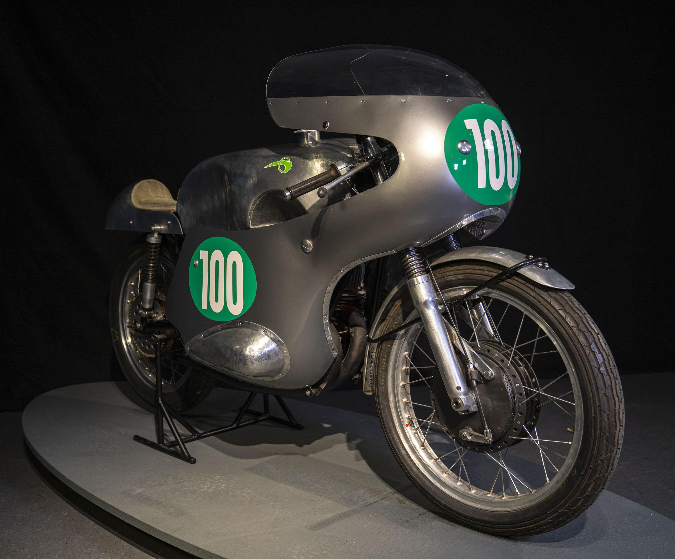 1961 MZ RE 250